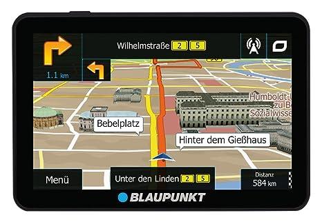 "BLAUPUNKT gPS travelPilot 54 eU lMU digitales 12,7 cm (5 "")"