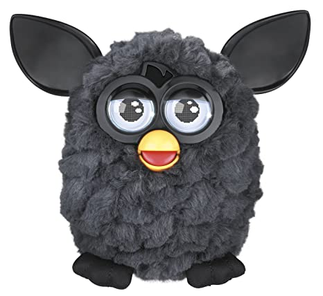 Furby - A31731010 - Peluche et Animal Interactif - Black Magic - Noir