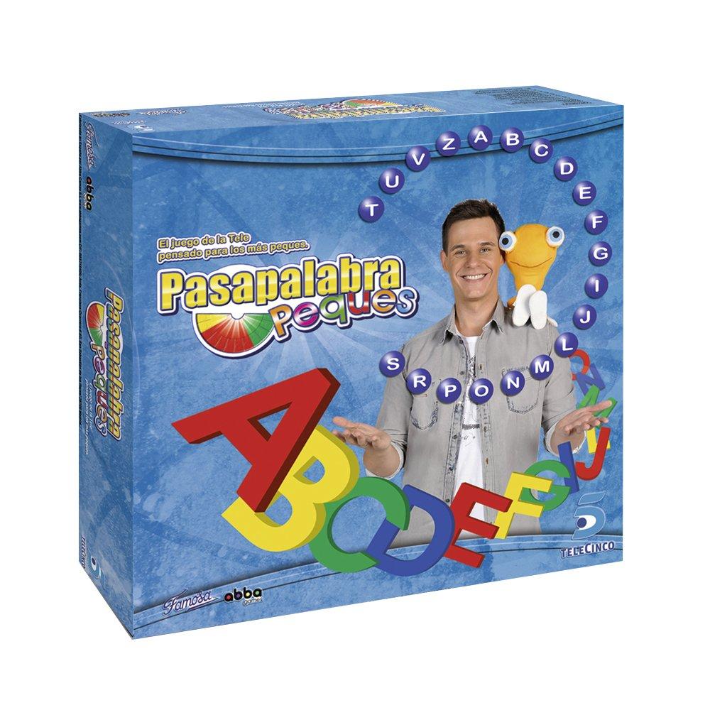 Juego de pasapalabra para niños, el famoso juego d ela televisión