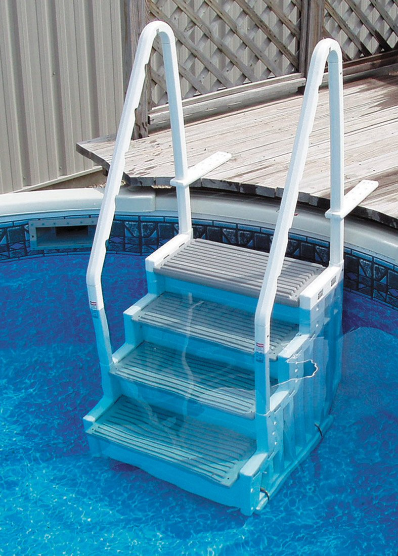 5 Best Swimming Pool Steps For Your Family