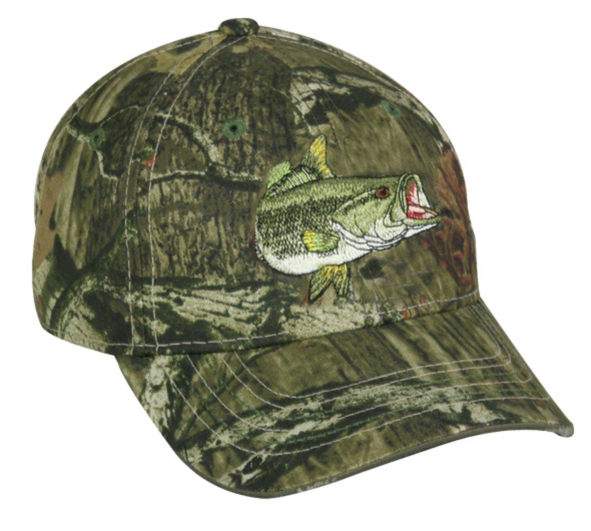 Mossy oak break up infinity camo bass fishing hat ebay for Bass fishing hats