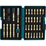 Makita B-52370 Impact Gold Torsion Bit Set (38 Piece) (Color: gold, Tamaño: 38-Pc)