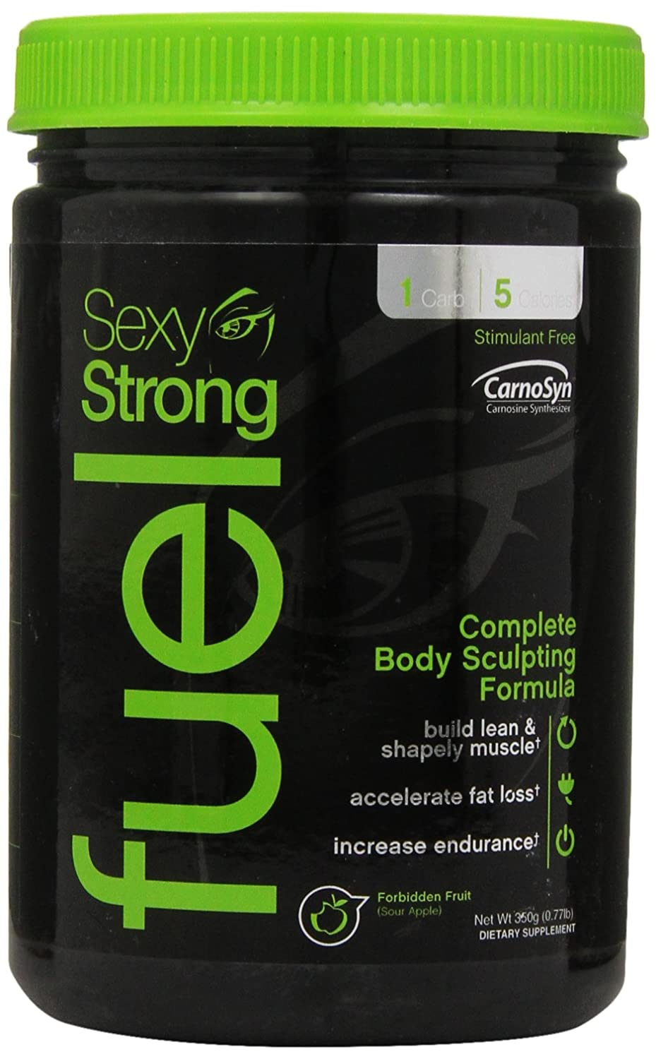 sexy strong fuel pre workout
