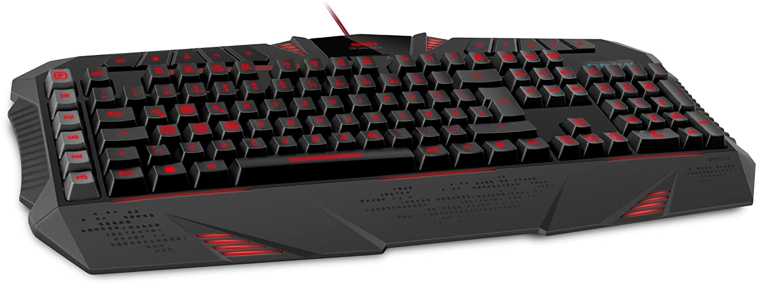 Speedlink Parthica Core Gaming Tastatur