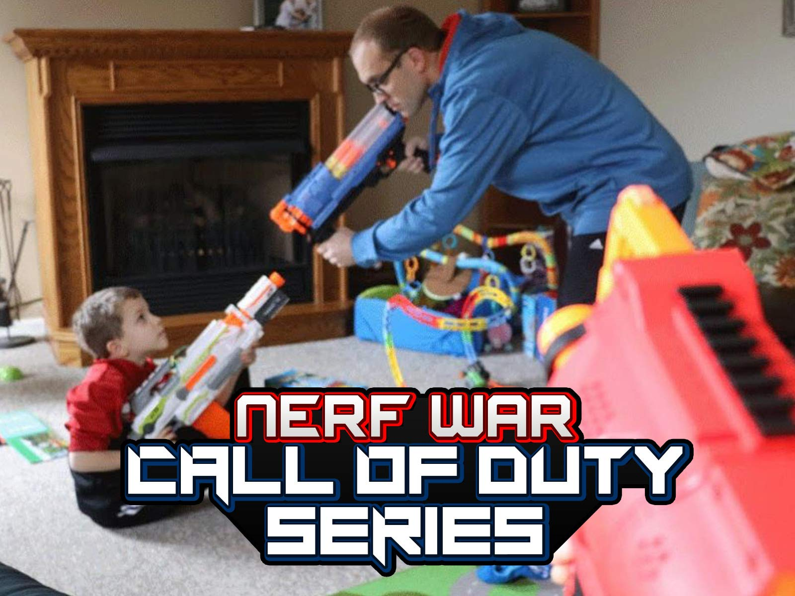 Clip: Nerf War: Call of Duty Series - Season 1