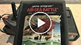 Classic Game Room - AIR SEA BATTLE For Atari 2600...