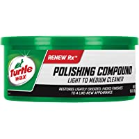 Turtle Wax T-241A Polishing Compound & Scratch Remover (10.5 oz.)