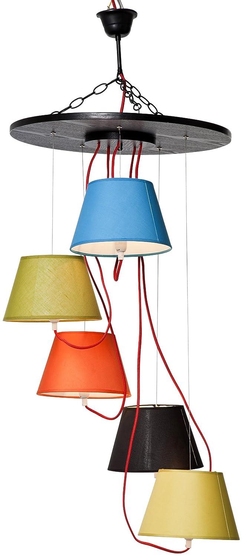 kare h ngeleuchte potpourri 5 er set 32961 g nstig online kaufen. Black Bedroom Furniture Sets. Home Design Ideas