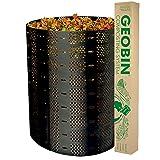 Compost Bin by GEOBIN (Color: Black)