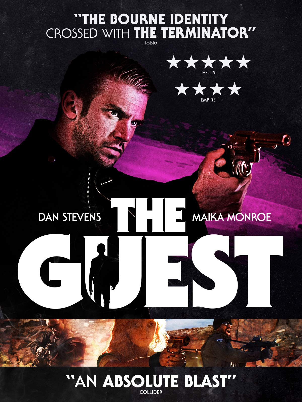 The Guest on Amazon Prime Video UK