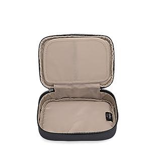 Kipling 100 Pens Case, Night Grey (Color: Night Grey, Tamaño: One Size)