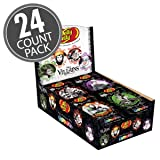 Jelly Belly Presents Disney Vile Villains Collection 1 oz Bags - 24 Count Case (Tamaño: 1 Ounces)