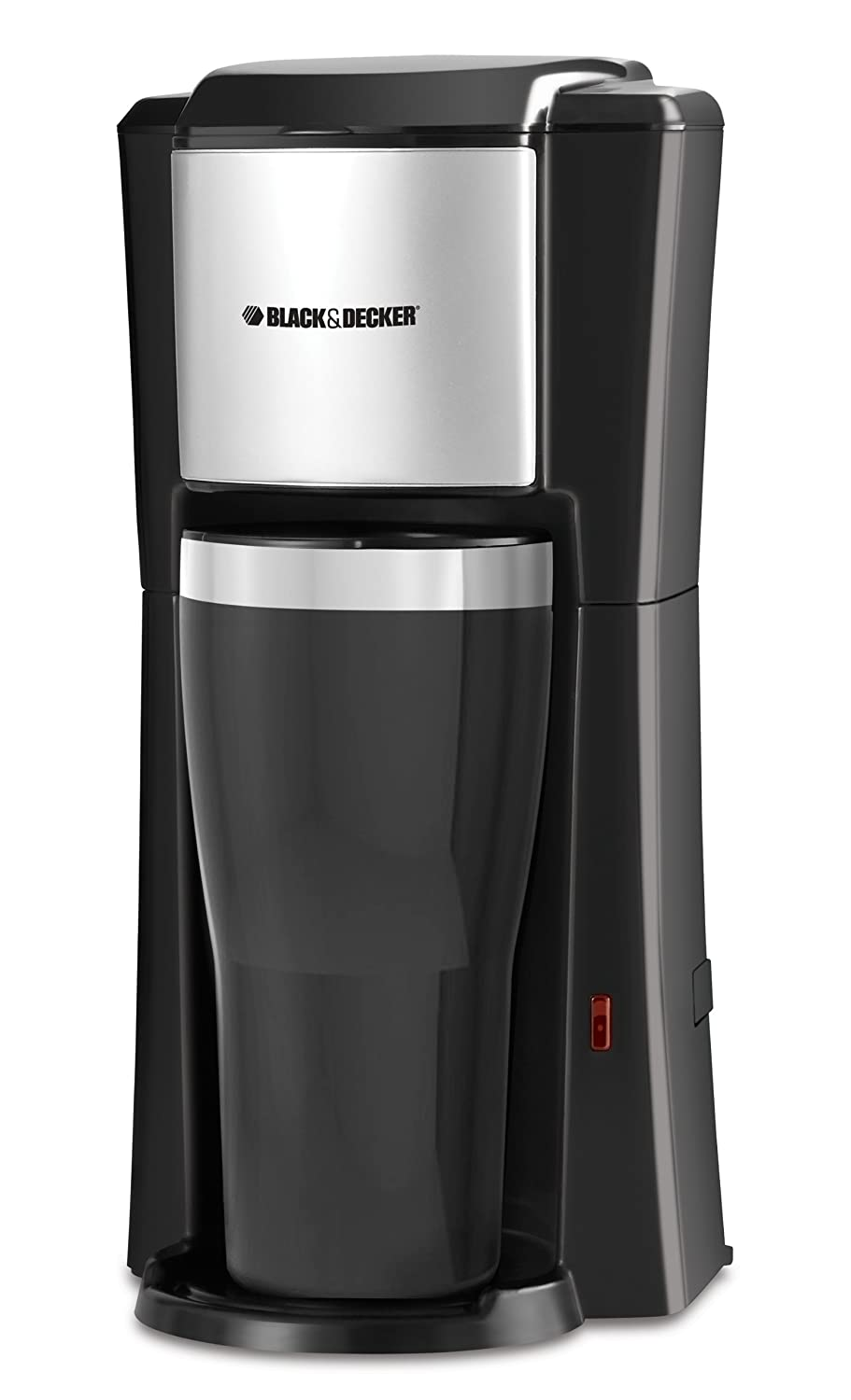 Black & Decker Personal Single Serve Cup Coffeemaker Espresso w/ Travel Mug NEW eBay