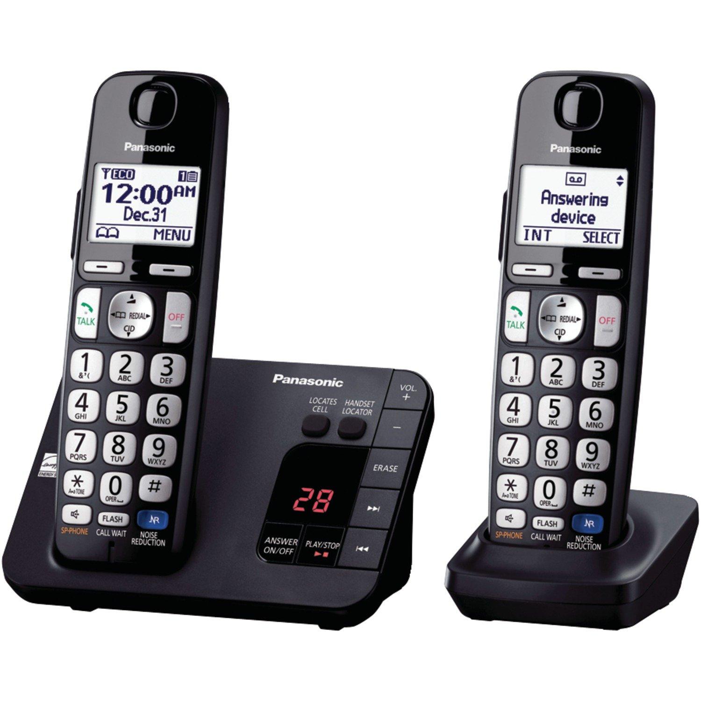 Panasonic Cordless Telephone Headset Answering Machine