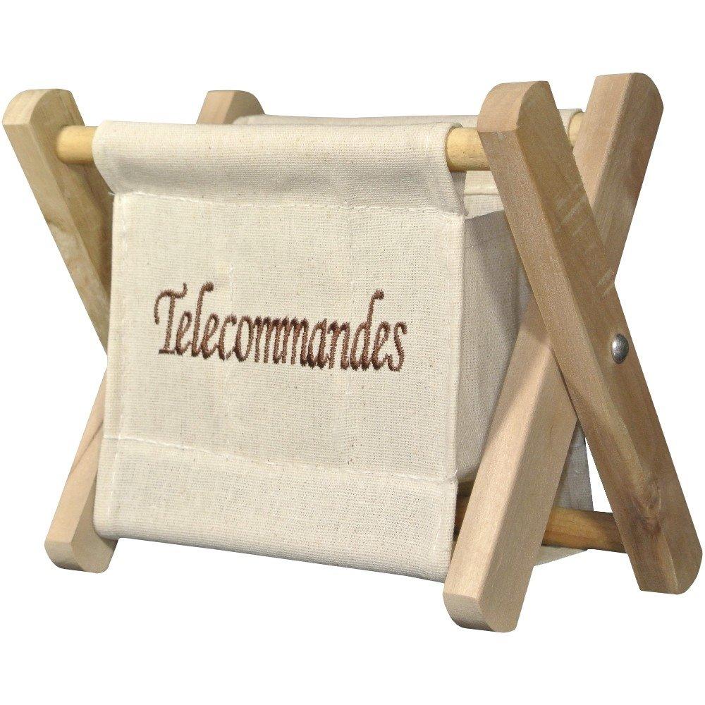 rangement telecommande