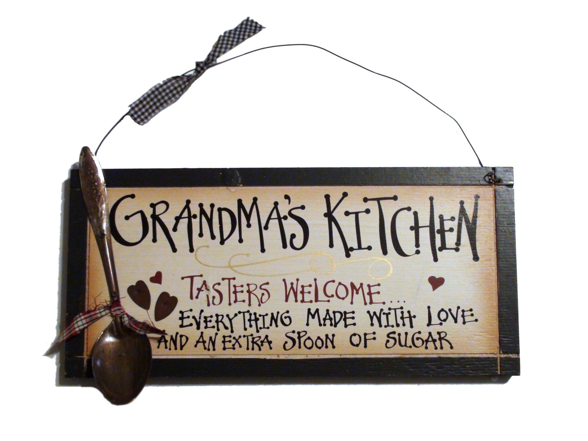 Grandma's Grandma Nana Kitchen