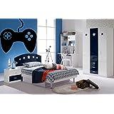 Wall Decal Sticker Bedroom controller ps4 boy girl teenager teen kids room 164d