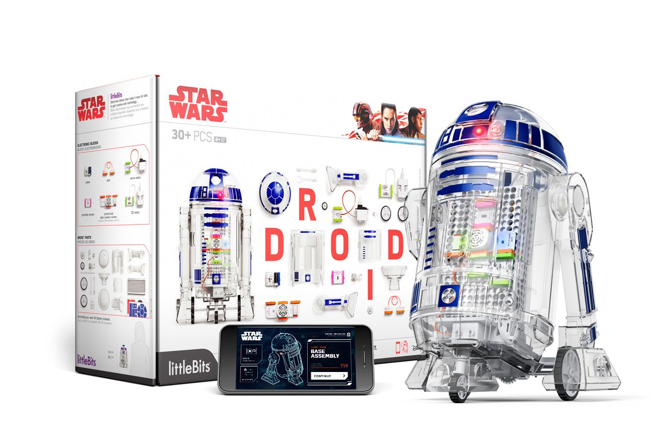 Droid Star Wars Inventor Kit