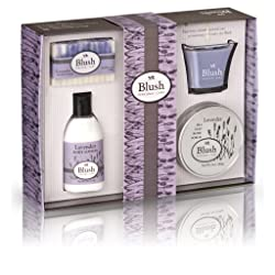 Lavender Bath And Body Gift Set For Women