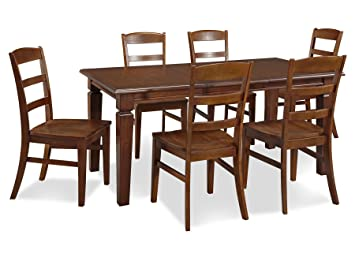 Home Styles The Aspen Collection 7-Piece Dining Set
