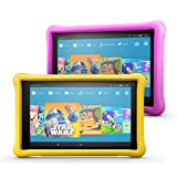 Fire HD 10 Kids Edition Tablet 2-Pack, 10.1
