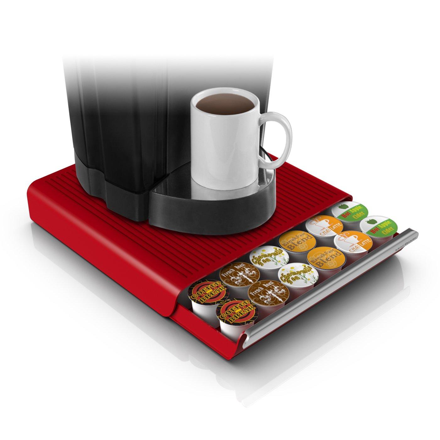 Mind Reader Quot Hero Quot Coffee Pod Storage Drawer For 36 Keurig