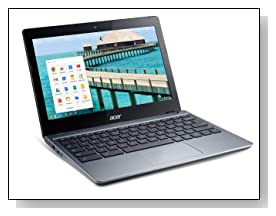 Acer C720-2800 Chromebook Review