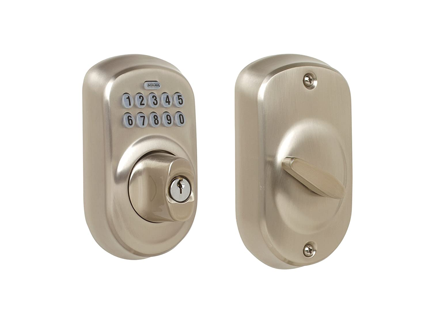 Deadbolt Locks Touchscreens Schlage