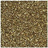 Vesalux 101�Go Glitter Fischfutter Gold�-�Glitzer Farbe f�r W�nde und andere Oberfl�chen