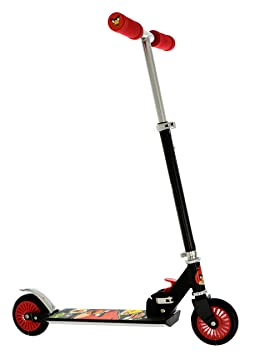Angry Birds-Trottinette Pliable