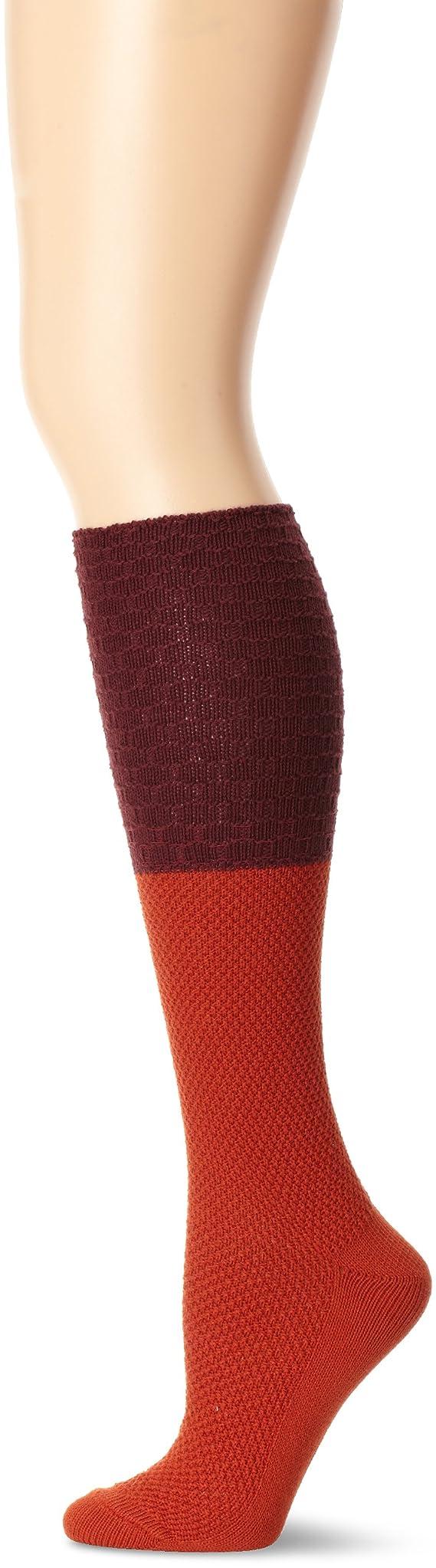 Ozone Women's Basket Weave Socks