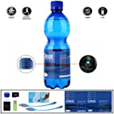 Spy Camera Water Bottle Hidden Camera - 32 GB 1080p Video-Taking for 2.5 hours Mini DV Surveillance Camcorder With Motion Detection Function
