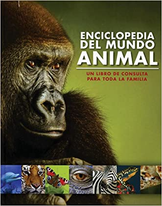 Enciclopedia Del Mundo Animal (Family Encyclopedia) (Spanish Edition)
