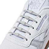 HICKIES 2.0 No-Tie One-Size Fits All Elastic Shoelaces - Grey (14 HICKIES Shoelaces, Works in all shoes) (Color: Gray, Tamaño: One Size)