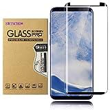 Galaxy S9 Plus Screen Protector SWINCHO Tempered Glass Screen Cover for Samsung Galaxy S9Plus, Touch Sensitive Case Friendly