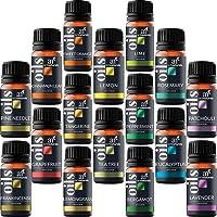 ArtNaturals Aromatherapy 16-Piece Essential Oil Set,10ml