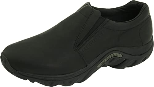 New Arrival Merrell Jungle Moc Leather Slip-On For Men On Sale Colors Options