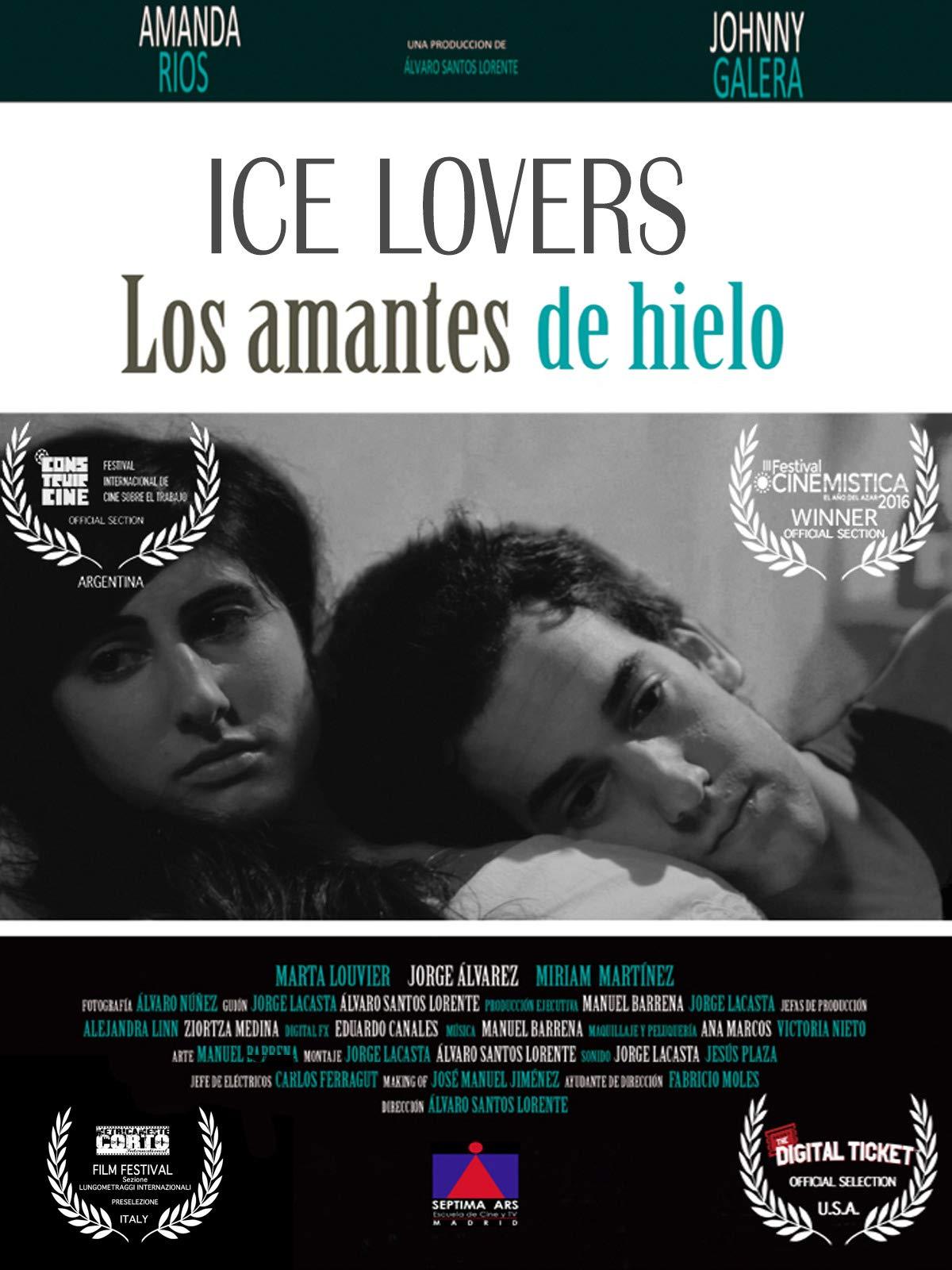 Ice Lovers. Los Amantes de Hielo.