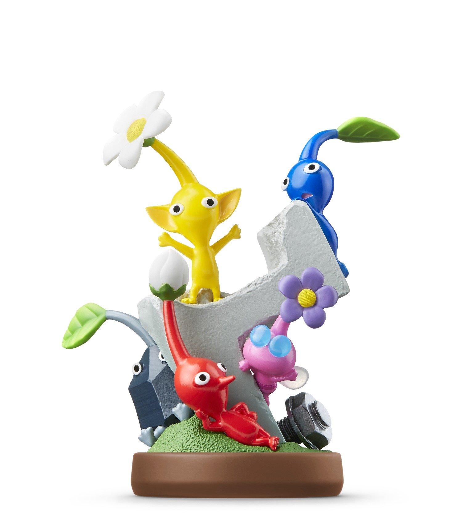 Pikmin Nintendo Amiibo