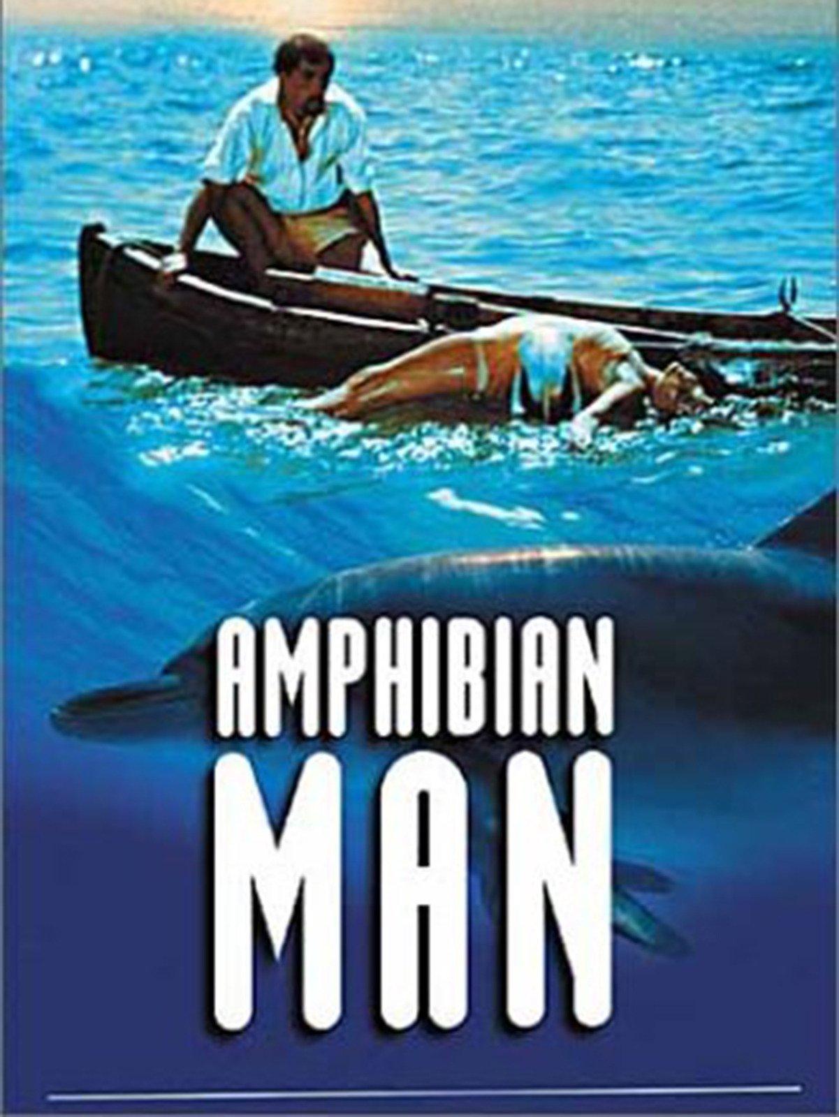 Amphibian Man