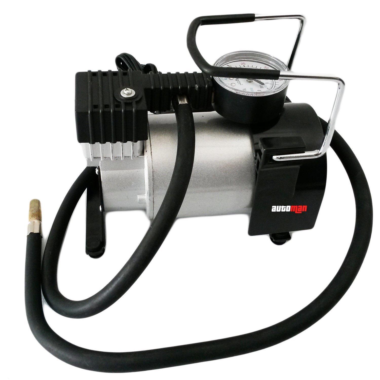 Tyre pressure pump