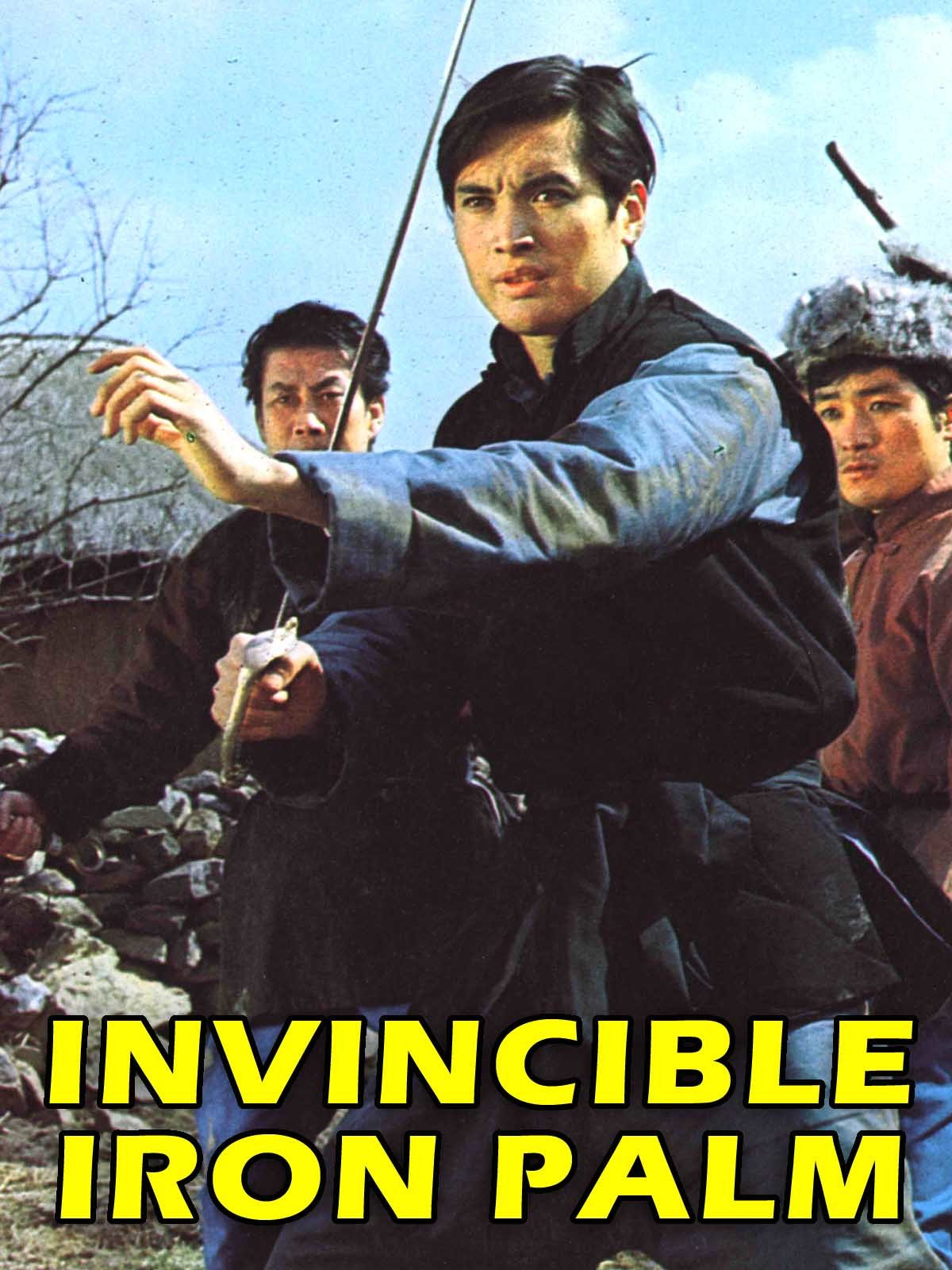 Invincible Iron Palm