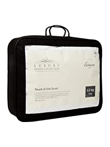 Hotel Collection Touch Of Silk 4.5 Tog King Duvet  Hotel Collection       review and more information
