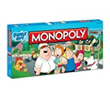 Monopoly Family Guy (Color: Multi-colored)