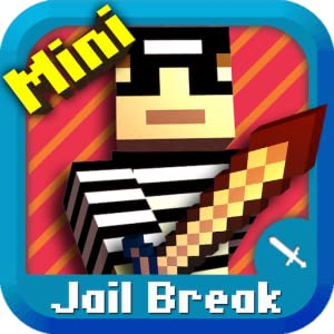 Cops N Robbers (Jail Break) - Mine Mini Game With Survival Multiplayer from Riovox