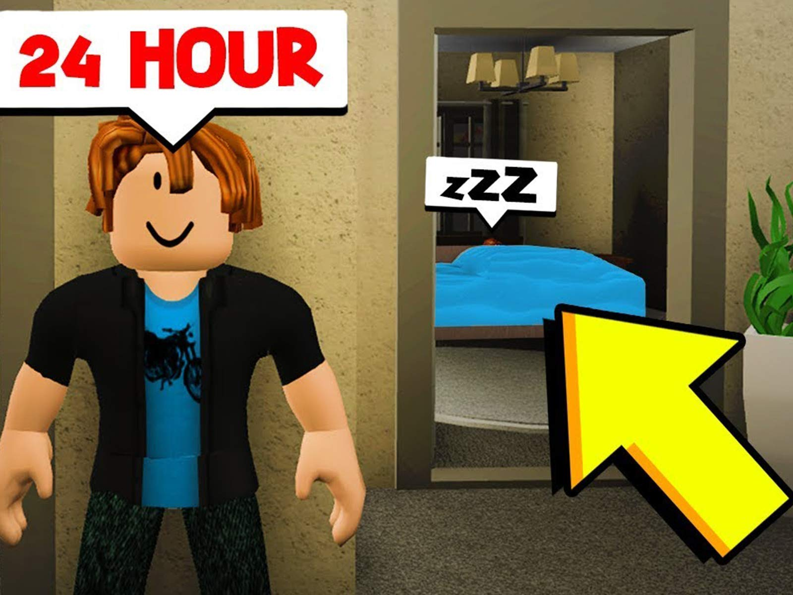 Clip: Roblox with Hyper on Amazon Prime Instant Video UK