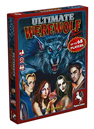 Jeu de cartes - Ultimate Werewolf