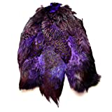 American Feathers #1 Quality Ringneck Pheasant Skin - Product of The U.S.A. (Purple) (Color: Purple)