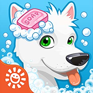 Sunnyville Pet Salon Game - Play Free Pets Hair Cut & Style Kids Games by Sunstorm Interactive Inc.
