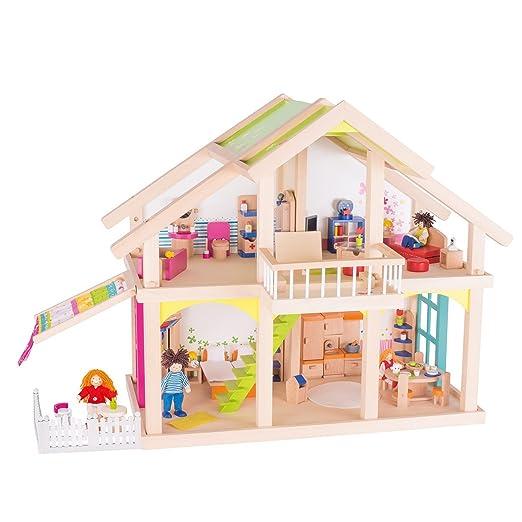 Maison de poupées Véranda, Susibelle